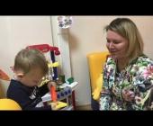 'Говорит Трехгорный'   новый зал для малышей в детской библиотеке